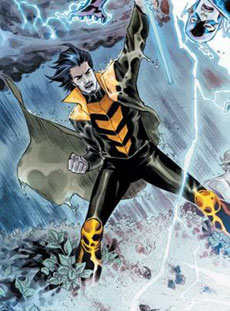 جادوگر هوا (Weather Wizard)