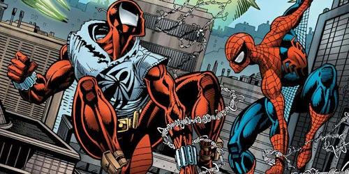 داستان THE CLONE SAGA: TIME LOOP