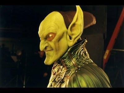 green goblin make up