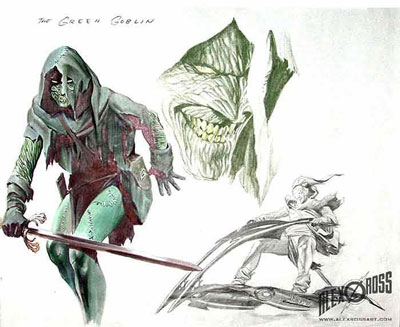 greengoblin concepts ross