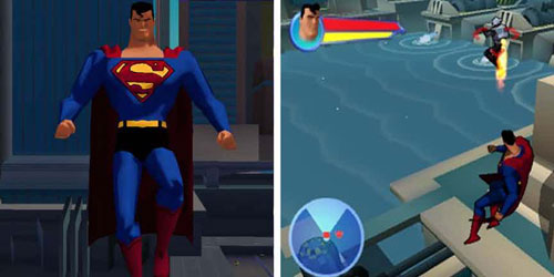 بازی  SUPERMAN: SHADOW OF APOKOLIPS