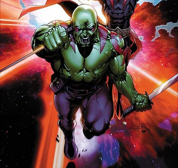 درکس نابودگر (Drax the Destroyer)