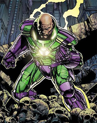 لکس لوثر (Lex Luthor)