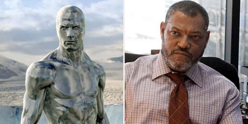 لارنس فیشبورن (Laurence Fishburne)
