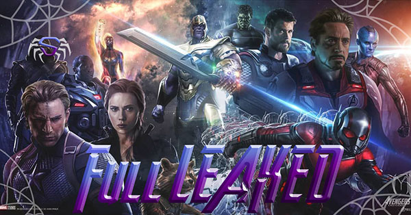 داغ داغ صحنه های عظیمی از انتقام جویان ۴ پایان بازی لو رفت Avengers 4 Endgame