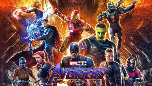 داغ داغ لینک دانلود نسخه با کیفیت بلوری رسمی فیلم انتقام جویان ۴ پایان بازی Avengers Endgame