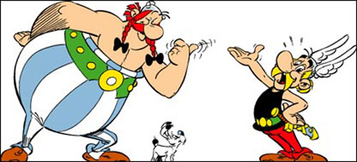 «آستریکس» و «اوبلیکس» (Asterix and Obelisk)