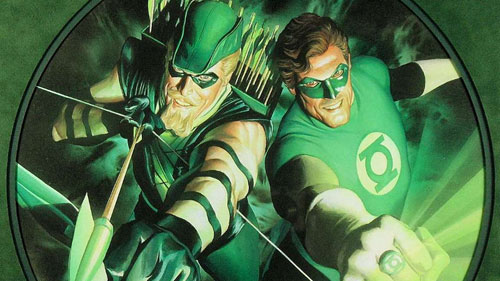 «گرین ارو» و «گرین لنترن» (Green Arrow & Green Lantern)