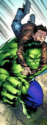 «هالک» و «ریک جونز» (Hulk & Rick Jones)