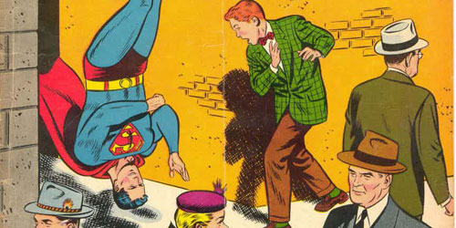 «سوپرمن» و «جیمی اولسن» (Superman & Jimmy Olsen)