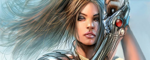 ویچ بلید  (Witchblade)