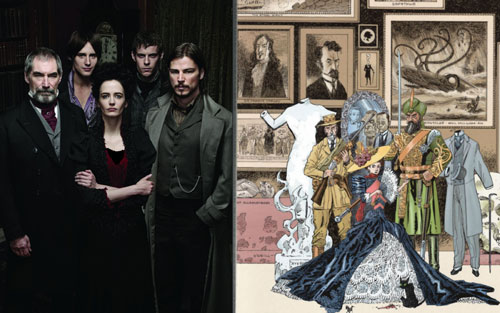 داستان عامه‌پسند (Penny Dreadful)
