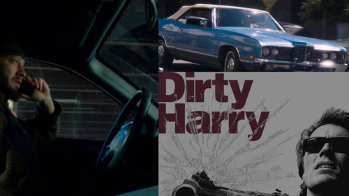 هری کثیف (Dirty Harry)