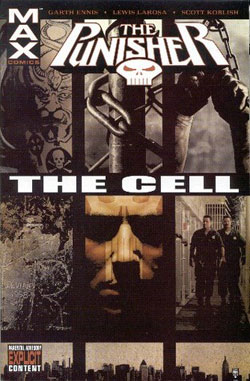 کمیک Punisher: the Cell