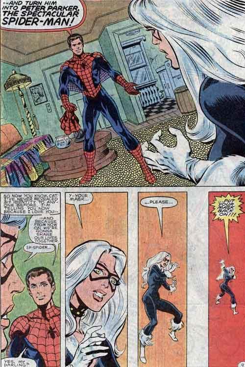 spiderman-unmasked-before-black-cat