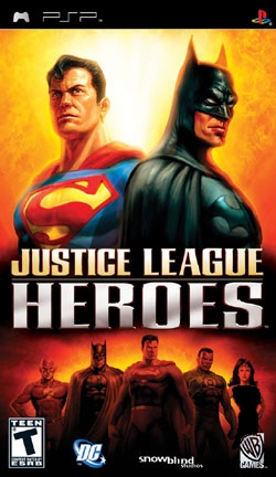 Justice League Heroes (2006)