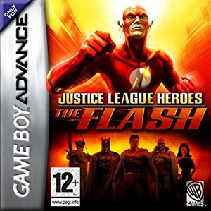 JUSTICE LEAGUE HEROES: THE FLASH بازی ، گیم