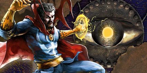 چشم آگاماتو (The Eye of Agamotto)