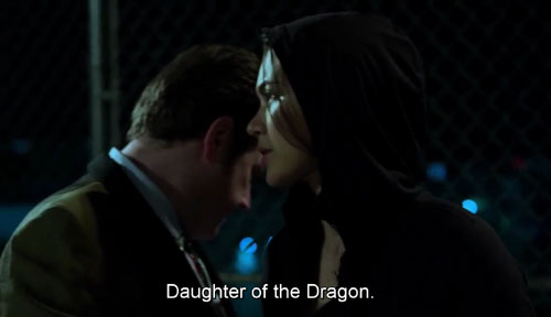 دختر اژدها (Daughter of the Dragon)