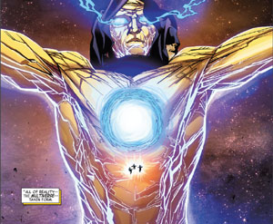 Living Tribunal عكس