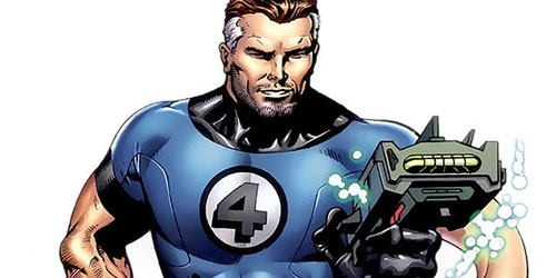 رید ریچاردز (Reed Richards)