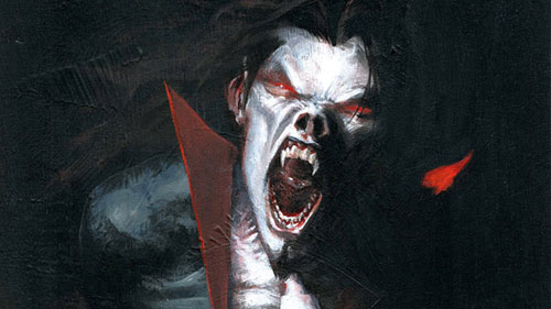 morbius the living vampire كميك هاي موربيوس