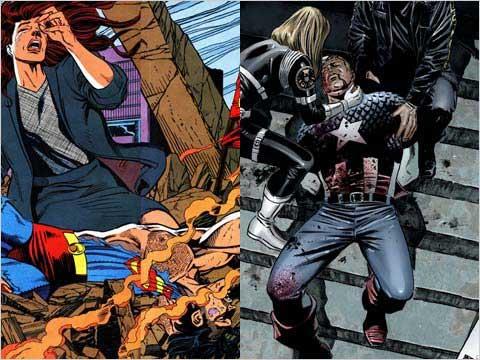 (superman death) سوپرمن