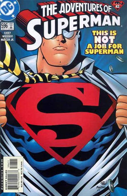 شماره 569 از کمیک The Adventures of Superman