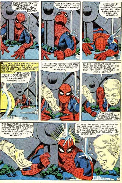 best-spidey-moment