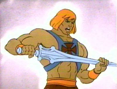 هیمن و اربابان عالم (He-Man and the Masters of the Universe)