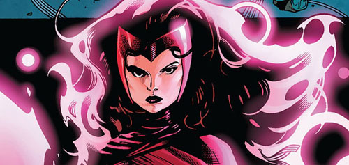 38- اسكارلت ویچ  (Scarlet Witch)