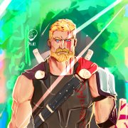 Wolverine Odin son